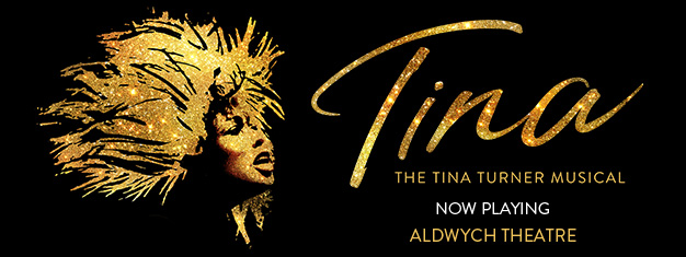Don't miss this world premiere of TINA - The Tina Turner Musical when it opens at Aldwych Theatre in London spring 2018! Get your tickets already today!