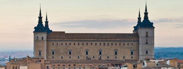 Biljetter till Toledo och Madrid Sightseeing! Se Toledo och avsluta dagen med en guidad tur i Madrid på samma dag! Biljetter till Toledo & Madrid Sightseeing här!