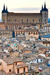 Tickets voor Toledo & Madrid Sightseeing Tour