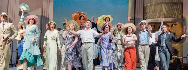Musikalen Top Hat sätts upp i London 2012! 77 år efter det att Fred Astaire och Ginger Rogers lyste upp Hollywood! Biljetter till Top Hat i London här!