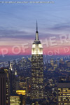 Les billets pour Top of the Rock à New York : billets coupe-files
