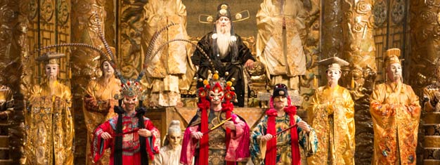 Turandot, the famous opera in three acts by Giacomo Puccini, is performing this season on The Met in New York. Book tickets for Turandot here!
