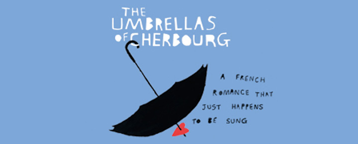 The Umbrellas Of Cherbourg is set in 1957 and we are in the French port of Cherbourg. Jazz, sailors, dance and vin is in the air. Buy your tickets to The Umbrellas Of Cherbourg in London here!
