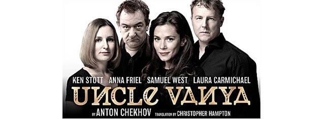 Enjoy Anton Chekhov's undisputed masterpieces, Uncle Vanya in London. Tickets for Uncle Vanya in London can be booked here!