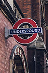 London Underground: guidad promenad