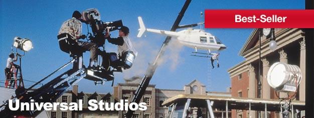 Avec ces manèges époustouflant, ces spectacles, ces vrais studios de films ainsi que les meilleurs magasins, restaurants et cinema de Los Angeles, Les Studios Universal c'est l'endroit à voir absolument.