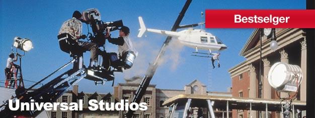 Med spennende temaparkturer, show, et ekte filmstudio, i tillegg til Los Angeles beste butikker, restauranter og kinoer, er Universal Studio stedet å være.