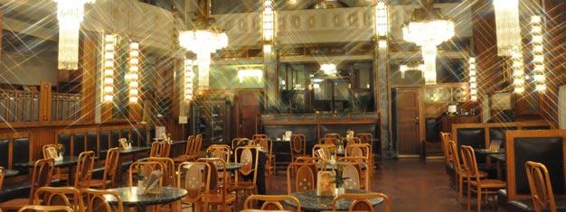 Middag på det gamle Rådhus i Prag, som i dag bl.a. er en traditionel tjekkisk restaurant. Køb billetter til middag på Prags gamle Rådhus her!