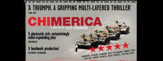 Chimerica er et fantastisk nyt skuespil og drama i London. Billetter til Chimerica i London kan med fordel købes her!
