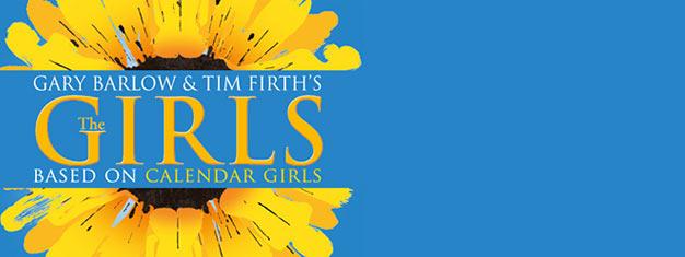 The Girls on Gary Barlown uusi musikaalikomedia, joka perustuu Yorkshiren Calendar Girlsien tositarinaan. Osta lippusi The Girlsiin täältä!