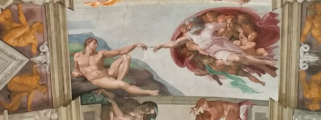 Vatican Museums: Guided tour in English