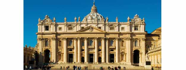 Skip the line to the Vatican! Just print your ticket, walk past the long entry lines and straight into the Vatican. Buy your tickets to the Vatican now!