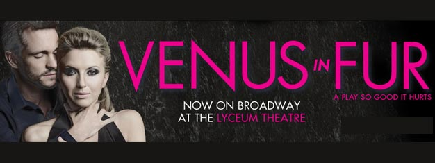 Tickets for the acclaimed play Venus in Fur on Broadway in New York can be booked here!. Do not miss Venus in Fur while you are in New York!
