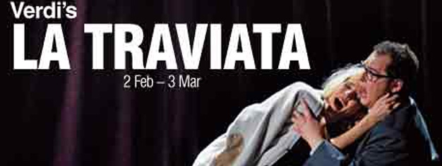 Do not miss Verdi's famous opera La Traviata while in London. Tickets to La Traviata in London can be booked here!