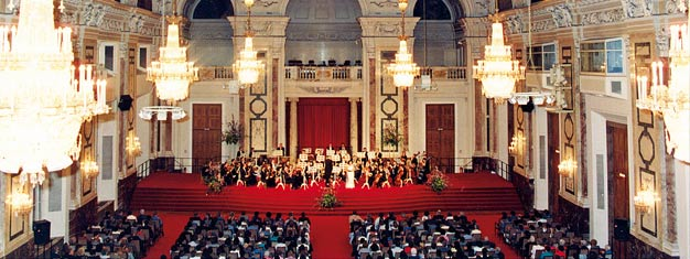 Hofburg Orchestra in Vienna, the Music Capital of the World, is an unforgettable Viennese evening. Book tickets for Vienna Hofburg Orchestra here!