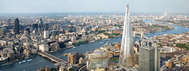 See the tallest building in Western Europe. View from The Shard will take your breath away. Buy tickets to View from the Shard here!
