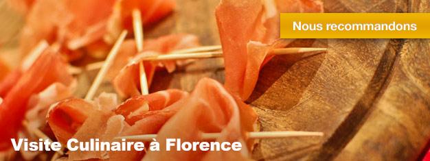 Visitez le marché deSant'Ambrogio à Florence. Cette visite de 3 heures est un must pour tous les amateurs de nourriture! Soyez sûrs de réserver votre visite ici!
