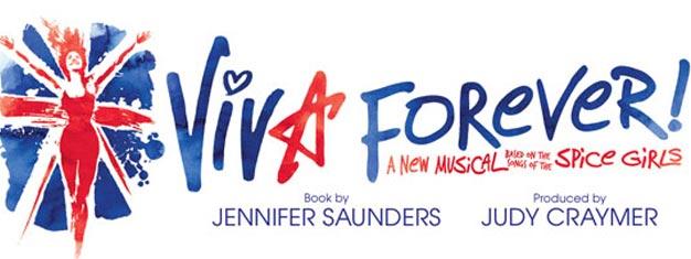 """""""Viva Forever!"""" É o show que você estava esperando por em Londres! Viva Forever! É o novo musical das Spice Girls chega a Londres em Dezembro. Reserve seus ingressos aqui!"""