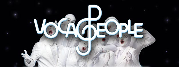 Se Voca People, the musical, på Broadway i New York. Köp biljetter online till den fantastiska musikalen Voca People på Broadway i New York här!
