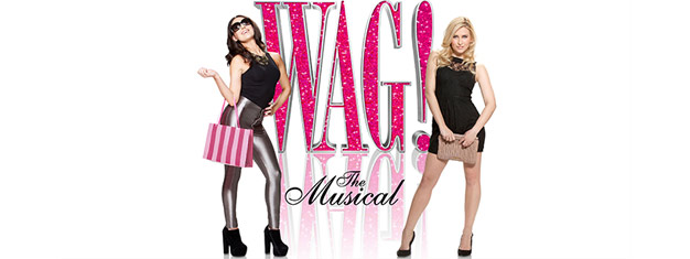 WAG! The Musical in London is full of scandals, back stabbing women and adulterous males. Book your tickets for WAG! The Musical in London here!