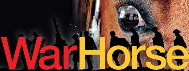 War Horse på Broadway i New York! Se den fantastiska pjäsen War Horse, som numera även finns som hyllad film! Biljetter till War Horse på Broadway i New York här!