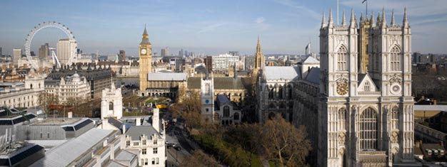 Conheçao melhor da capital inglesa nesta excursão de um dia por Londres, incluindo a St. Paul's Cathedral, Tower of London e até um cruzeiro pelo Rio Tâmisa. Reserve aqui!