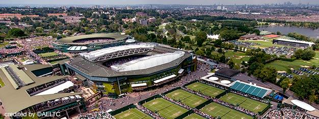 Wimbledon tennismuseet har medrivende interaktiver og film, intuitive touch-skærme og gratis audioguide på 10 forskellige sprog. Bestil en guidet rundvisning. Køb her!