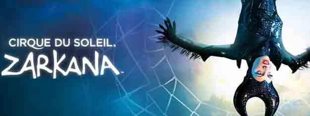 Biljetter till Zarkana av Cirque du Soleil i Las Vegas! Zarkana är en show i världsklass och unik i sitt slag! Boka dina biljetter till Zarkana i Las Vegas här!