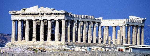 Apúntate a un recorrido turístico por Atenas y admira los increíbles monumentos antiguos de la ciudad. Reserva en línea!