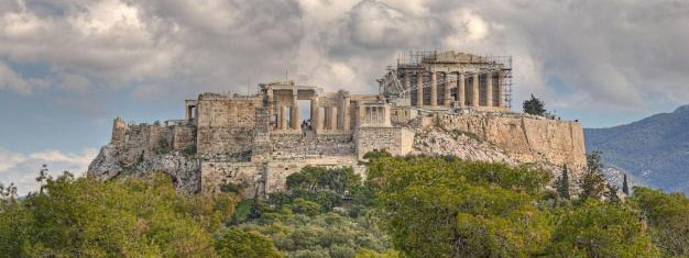 Enjoy a walking tour in Athens! Walk among Athen's incredible sights like the Acropolis, the Temple of Zeus, the Parthenon and much more! Book online!