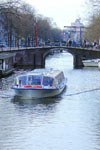 Billetter til Guidet tur i Amsterdam m. cruise