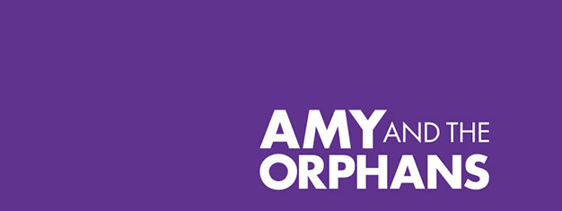Amy and the Orphans in New York is a rollicking ride that proves it's never too late to follow a new road. Book your tickets for Amy and the Orphans here!