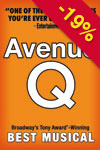 Tickets to Avenue Q
