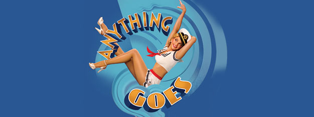 Anything Goes the Musical spiller på Broadway i New York. Køb billetter til Anything Goes the musical på Broadway i New York her!