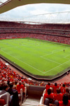 Arsenal FC vs Manchester U at Emirates Stadium on 2019-03-09 - 2019-03-10