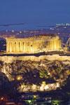 Atenas de Noche con cena