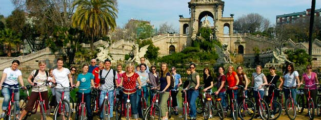 Try a fun bike tour in Barcelona! See all of the famous sights and places and venture of the less travelled paths too. Book your tickets online!