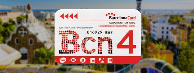 Make sure you buy your Barcelona Card from home and save time and money in Barcelona! Skip the line to museums and get free transport. Buy online!