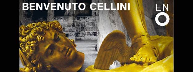Berlioz's first opera based on the autobiography of Benvenuto Cellini in London Coliseum. Book your tickets for Benvenuto Cellini opera here!