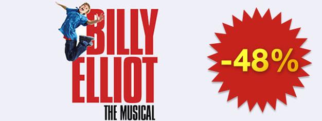 Londýnský muzikál Billy Elliot vychází ze stejnojmennéfilmové předlohy. Autorem hudby je Sir Elton John. Vstupenky za zvýhodněnou cenu můžete zakoupit zde.