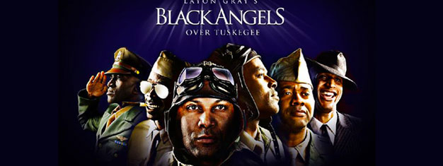 Black Angels Over Tuskegee is the story of the Tuskegee Airmen told in narrative of six men embarking upon a journey to become pilots in the United States Army Air Forces.