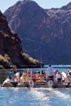 Rafting avventuroso nel Black Canyon