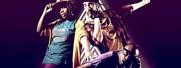 Blaze i London er et meget underholdende og dybt populært show. Bestil dine billetter til Blaze i London og få underholdning i topklasse!