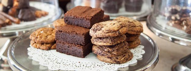Hvis du elsker sjokolade, er denne omvisningen noe for deg! Prøv noen av de mest velsmakende tradisjonelle- oghåndverks-sjokoladene i verden. Bestill din omvisning her!