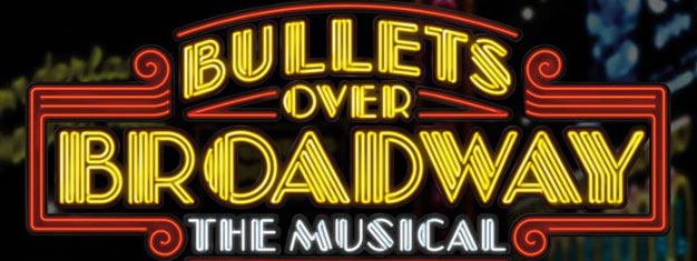 BULLETS OVER BROADWAY på Broadway i New York, er en musicalsk komedie baseret på Woody Allens film. Bestil billetter til BULLETS OVER BROADWAY i New York her!
