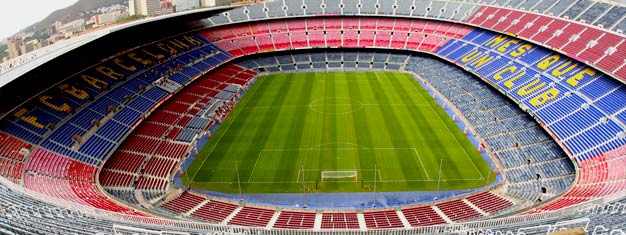 FC Barcelona and Camp Nou Tour