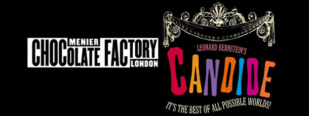 See Candide in London. From Westphalia to the far reaches of the New World, Candide's journey of discovery is anything but dull. Book tickets for Candide in London here!