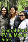 Central Park Movie Sites