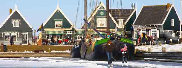 Erleben Sie echte Dörfer, malerische Landschaften, Windmühlen, winzige Dörfer, pittoreske Kanäle und kosten Sie holländische Spezialitäten. Hier buchen!