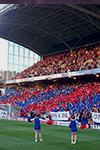 Crystal Palace FC vs Fulham at Selhurst Park on 2019-02-02 - 2019-02-03